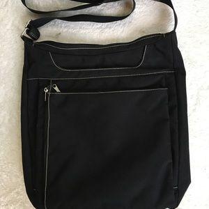 Buxton Large Crossbody/Messenger Bag
